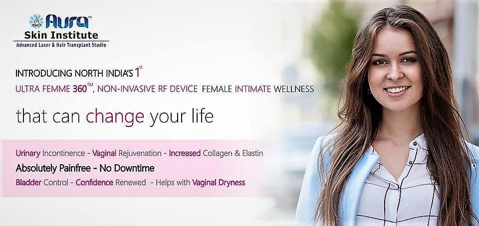 FEMALE INTIMATE WELLNESS