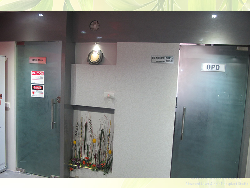 OPD and LASER Room
