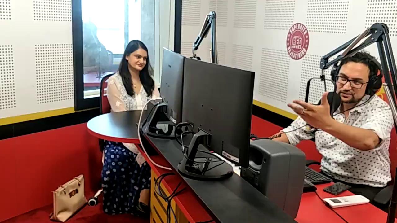 Dr. Suruchi Garg (Dermatologist, Chandigarh) - An Interview with RJ Pankaj 93.4 Red FM